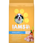 Iams Large Breed Puppy Dry Dog Food, 15 lb.