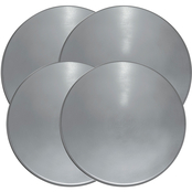 Range Kleen Round Burner Kovers 4 Pc. Set