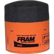 FRAM Extra Guard Spin On Oil Filter, PH2