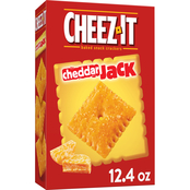 Kellogg's Cheez It Cheddar Jack Crackers 12.4 oz.