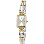 Anne Klein Women's Two-Tone Bracelet Watch 16mm 10/4899SVTT