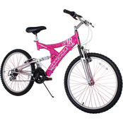 Magna Womens 26 in. Air Blast Mountain Bicycle