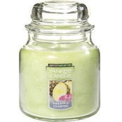Yankee Candle Pineapple Cilantro Medium Classic Jar Candle