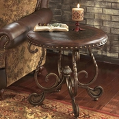 Signature Design by Ashley Rafferty Occasional End Table