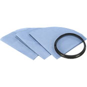 Shop-Vac Reusable Disc Filters with Mounting Ring pkg. of 3