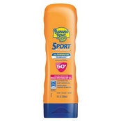 Banana Boat Sport Performance Lotion Sunscreen with PowerStay Technology