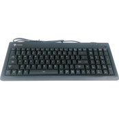 Buslink i-Rocks Compact USB Gaming Keyboard with Backlight