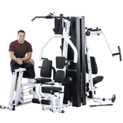 Body-Solid Selectorized Multi-Station Gym