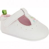 Wee Kids Infant Girls Soft Sole Shoes with Strap