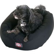 Majestic Pet Bagel Style Pet Bed, 40-80 lb.