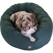 Majestic Pet Bagel Style Pet Bed, 80-120 lb.
