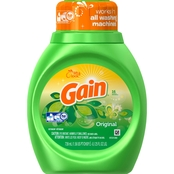 Gain Original Scent HE Turbo Liquid Laundry Detergent 25 Oz. 16 Loads