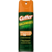 Cutter Backwoods Mosquito Spray Unscented 6 oz.