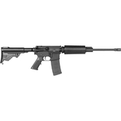 DPMS Oracle 556NATO 16 in. Barrel 30 Rds Rifle Black