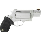 Taurus Judge Public Defender 45 LC 410 Ga. 2 in. Barrel 5 Rnd Revolver