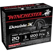 Winchester Supreme Elite Heavy Turkey 20 Ga. 3 in. #5 Shot 1.31 oz., 10 Rounds