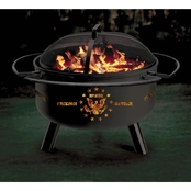 Stone River Gear Fire Pit/Grill