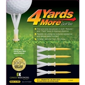 Green Keepers, Inc. 4 Yards More Standard Golf Tee