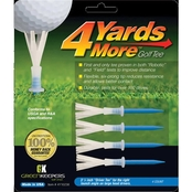Green Keepers, Inc. 4 Yards More Driver Golf Tee