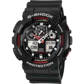 Casio Men's G-Shock 200M Tough Sport Watch GA100-1A4K