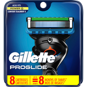 Gillette Fusion ProGlide Men's Razor Handle with 1 Fusion ProGlide Razor Blade