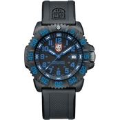 Luminox Men's EVO Navy SEAL Colormark Series Watch with Blue Numerals 44mm 3053LUM