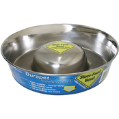 Our Pet's DuraPet Stainless Steel Slow Feed Bowl