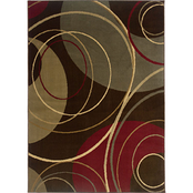 Oriental Weavers Amelia Pop Circles Rug
