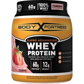 Body Fortress Super Advanced Whey Protein Strawberry