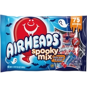 Airheads Party Mix 75 ct. Bag with Bar and Pops 24 oz.