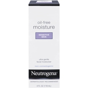 Neutrogena Oil Free Moisture Sensitive Skin