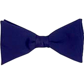 Air Force Satin Clip On Bow Tie
