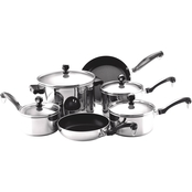 Farberware Classic Series 10 pc. Cookware Set