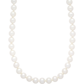 14K Yellow Gold 7.5-8mm Freshwater Pearl Necklace