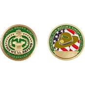 Challenge Coin Drill Sergeant Coin
