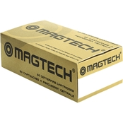 MagTech Sport Shooting .40 S&W 165 Gr. Full Metal Case Flat Point, 50 Rounds