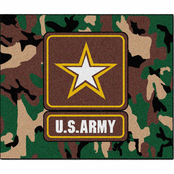 Fan Mats 5 x 6 ft. Tailgater Mat - Army