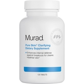 Murad Pure Skin Clarifying Dietary Supplement, 120 ct.