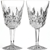 Waterford Lismore 2 pc. Goblet Set