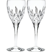 Waterford Lismore Nouveau 2 pc. Goblet set