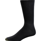 Gold Toe Men's Ultratec Crew Socks 3 Pk.