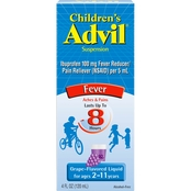 Advil Children's Liquid Suspension 4 oz.