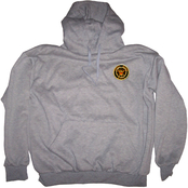 U.S. Navy Military Logo Pullover Sweatshirt with Hood
