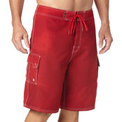 Beach Rays Solid Board Shorts