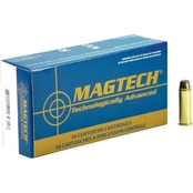 MagTech Sport Shooting .44 Mag 240 Gr. Jacketed Soft Point, 50 Rounds