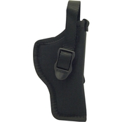 BlackHawk Hip Holster Fits Medium Automatic Pistol With 3 to 4 In. Barrel