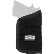 Uncle Mike's Inside Pocket Holster Size 4 for Compact 9mm