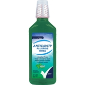 Exchange Select Anticavity Fluoride Rinse Mint 18 oz.