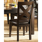 Homelegance Crown Point Side Chair 2 Pk.