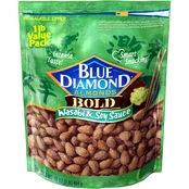 Blue Diamond Almonds Wasabi & Soy 16 oz. Bag